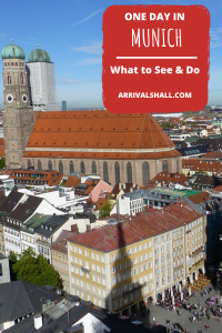 One Day in Munich Germany Travel