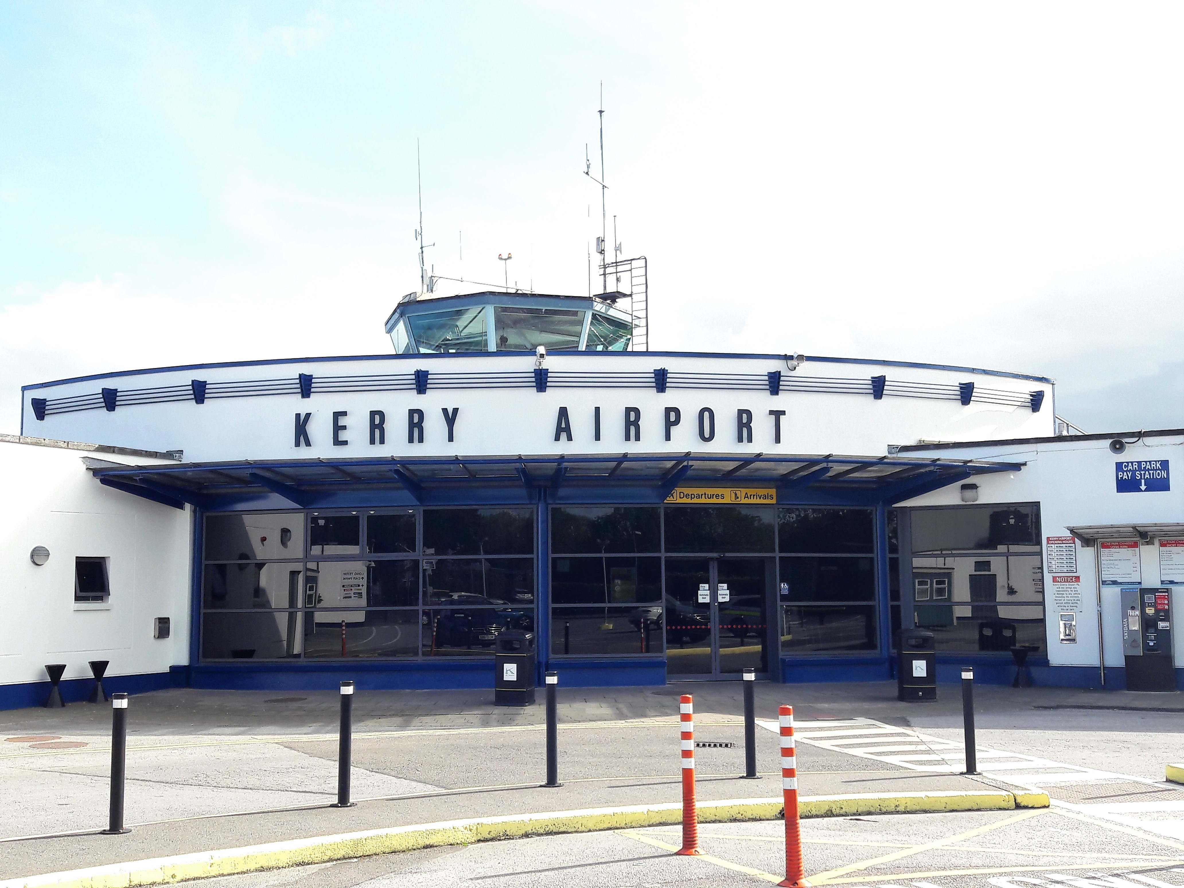 Kerry Airport Main Building