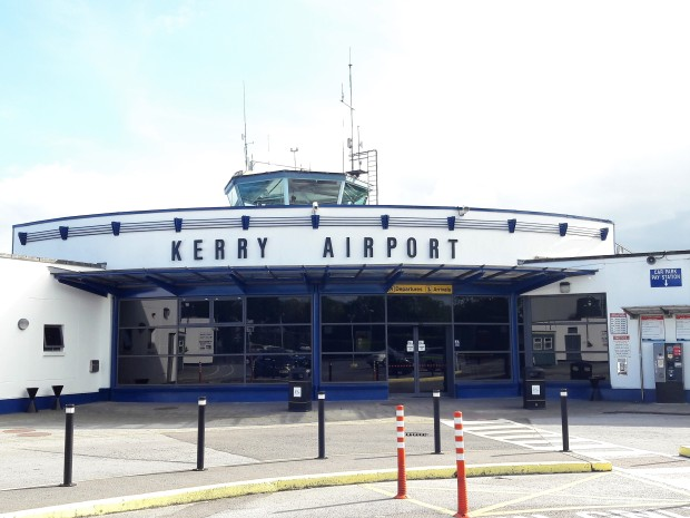 Kerry Airport Main Building