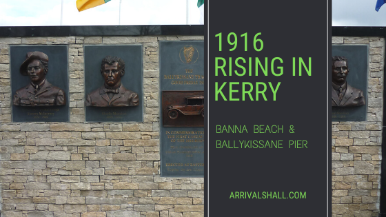1916 Rising Banna Strand Ballykissane