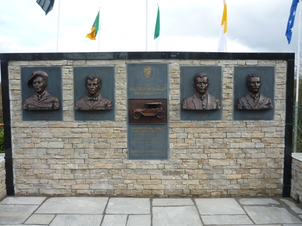 Ballykissane monument New Line Killorglin Kerry Ireland