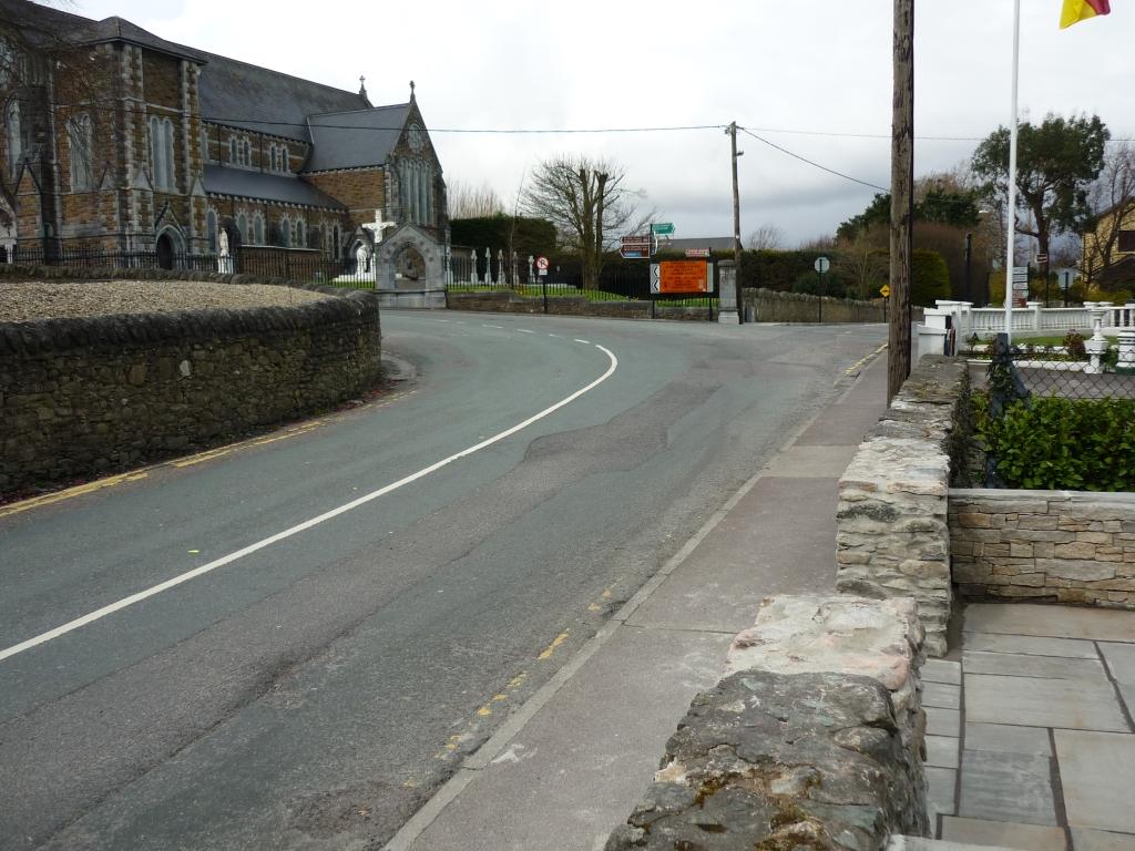 Road to Ballykissane Pier Killorglin Kerry Ireland