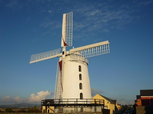Blennerville windmill County Kerry Ireland