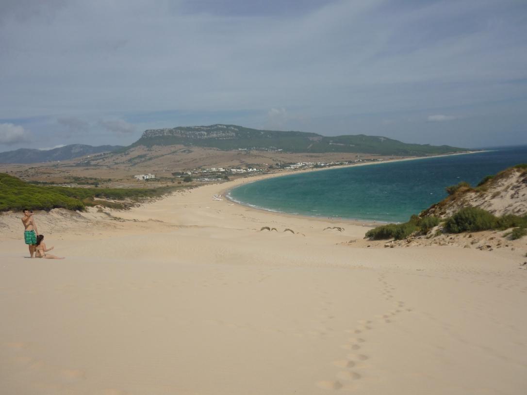 Bolonia beach Andalucia Spain Costa de la Luz