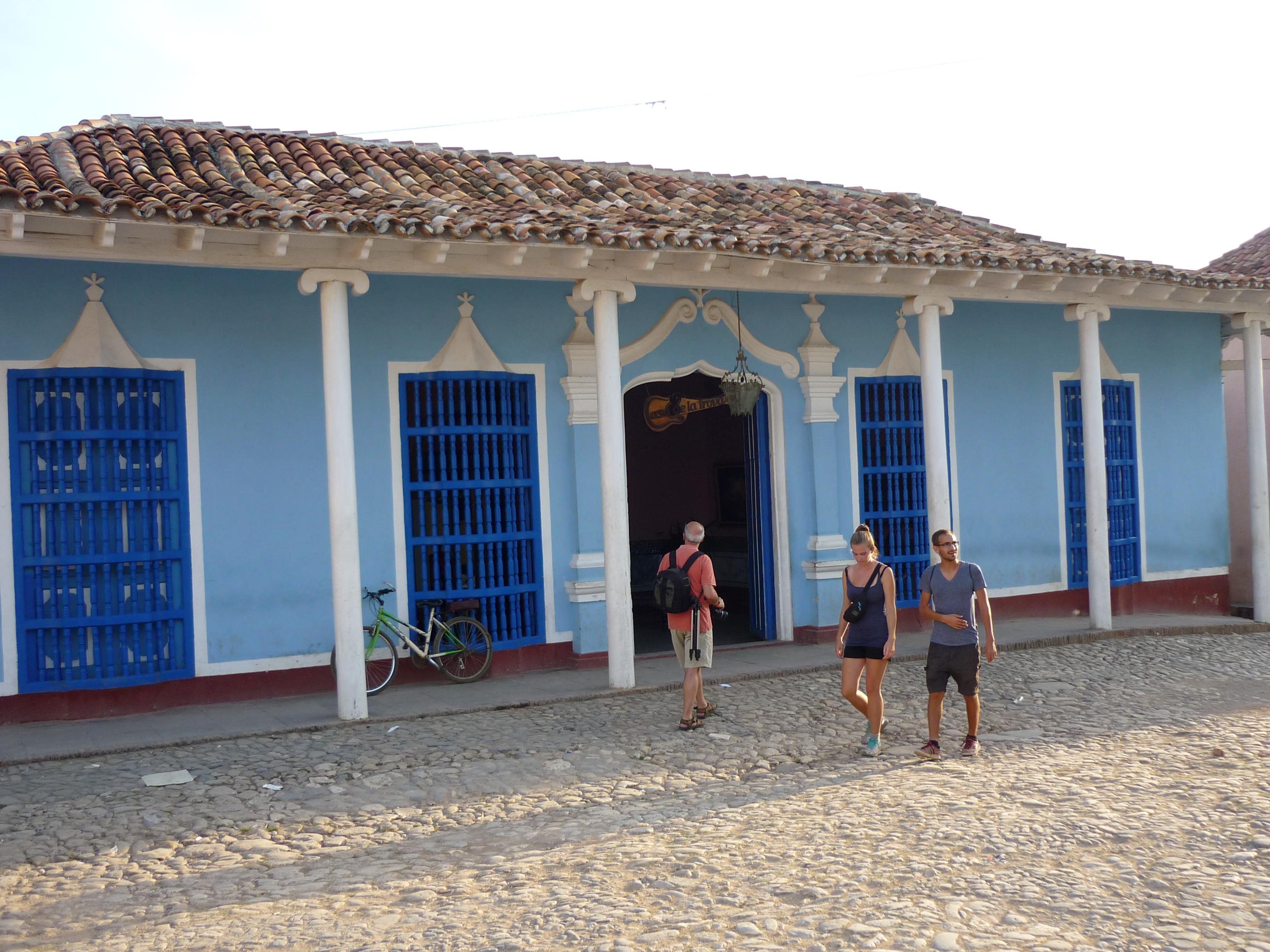 Cuba independently part 3 trinidad arrivals hall for Trova la casa perfetta