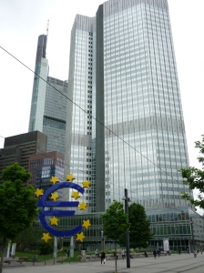 The old ECB HQ Frankfurt