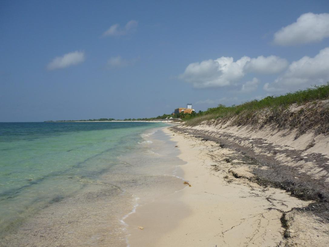 Playa Ancon Hotel Club Amigo Ancon Trinidad Cuba