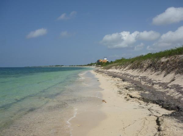 Playa Ancon looking towards Hotel Club Amigo Ancon 1