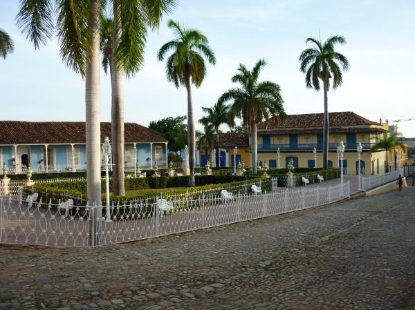 Plaza Mayor - The centre of Trinidad