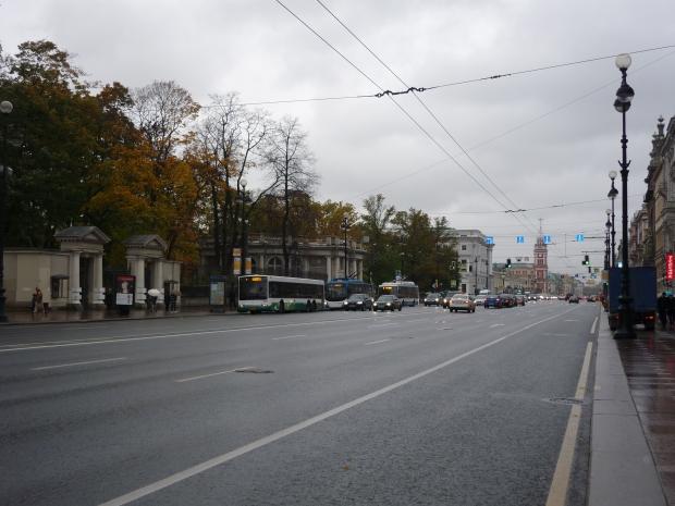 Nevsky Prospekt St. Petersburg