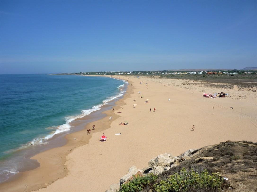 Playa Faro del Trafalgar Spain