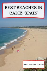 Spain Beaches Cadiz