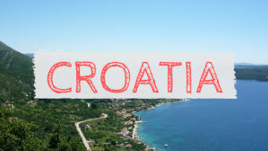 Croatia Pelješac Peninsula travel blog