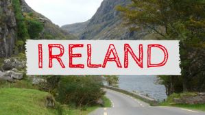 Ireland Kerry Gap of Dunloe travel blog