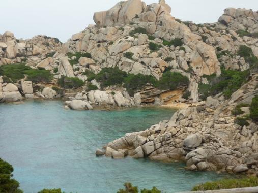 Capo Testa Sardinia