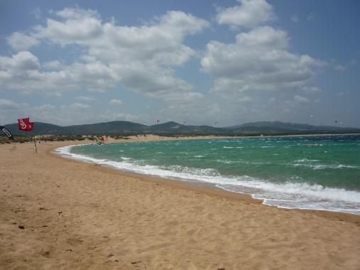 Porto Liscia beach Spiaggia di Porto Liscia Sardinia
