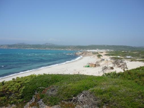 Rena Majore beach Spiaggia Rena Majore Sardinia Italy