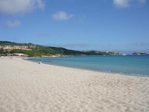 La Marmorata beach Spiaggia La Marmorata Sardinia