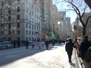 New York City Saint Patrick's Day Parade