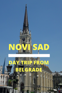 Novi Sad Day trip from Belgrade