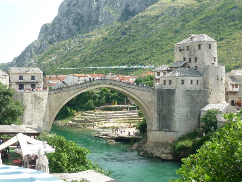 Stari Most Mostar Bridge