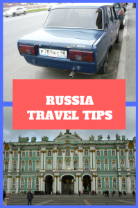 RUSSIA TRAVEL TIPS