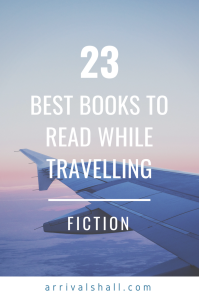 Best Books to Read while Travelling
