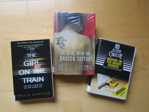 Best Books to Read while Travelling crime thriller