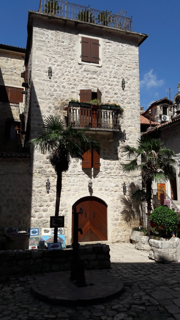 Kotor Old Town architecture