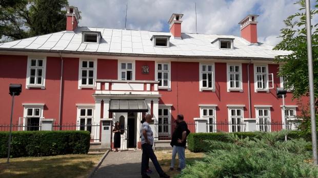 Former British Embassy Montenegro Cetinje