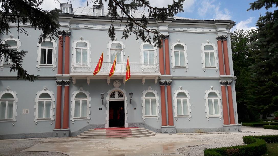 Blue Palace Cetinje