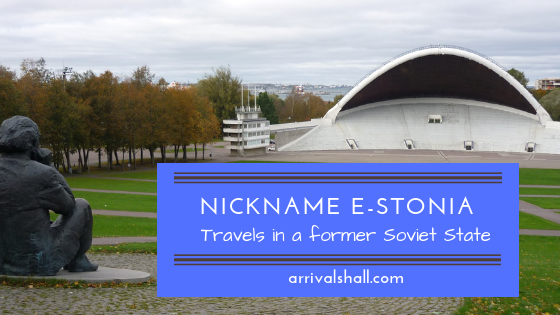 Nickname e-Stonia