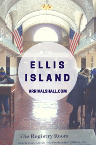 Ellis Island Visitor Centre