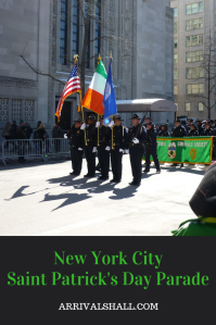 NYC St. Patrick's Day Parade