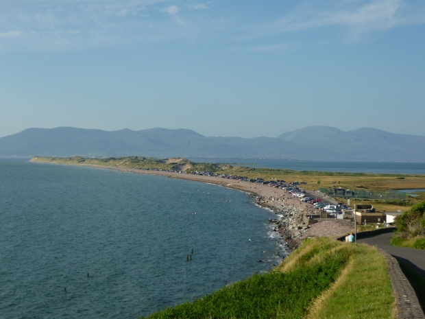 Rossbeigh Beach Kerry Ireland