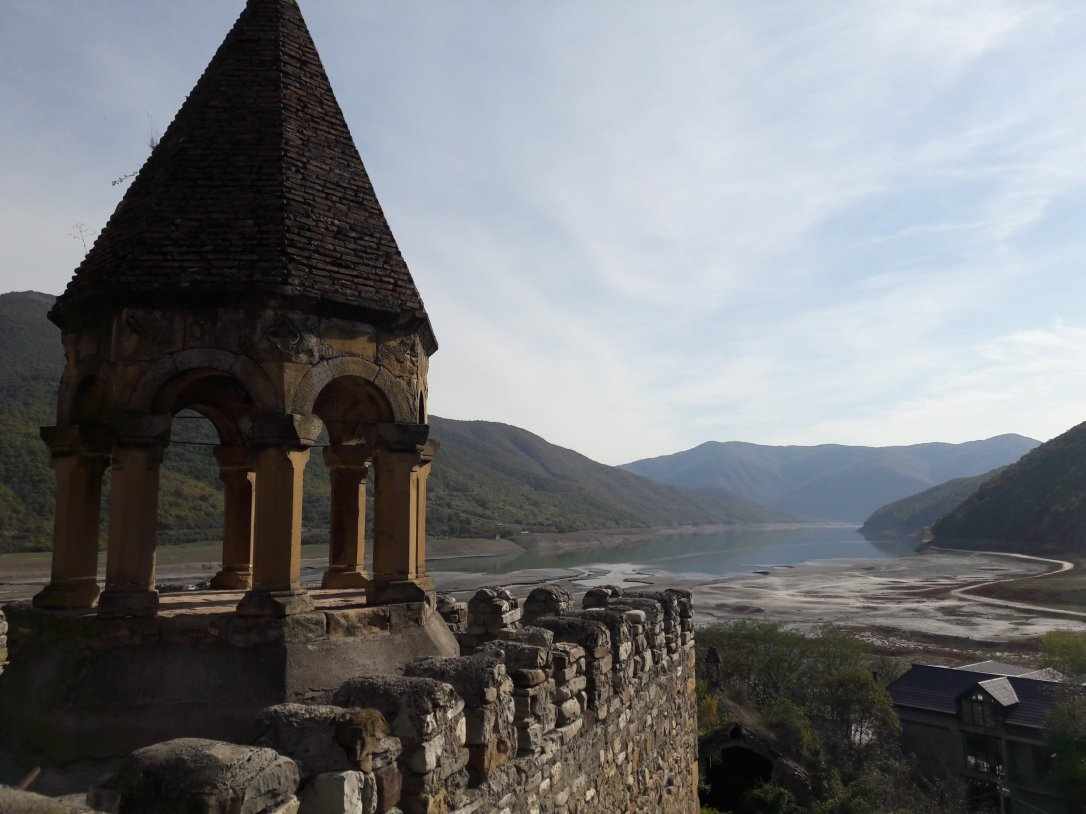Ananuri Fortress day trips from Tbilisi