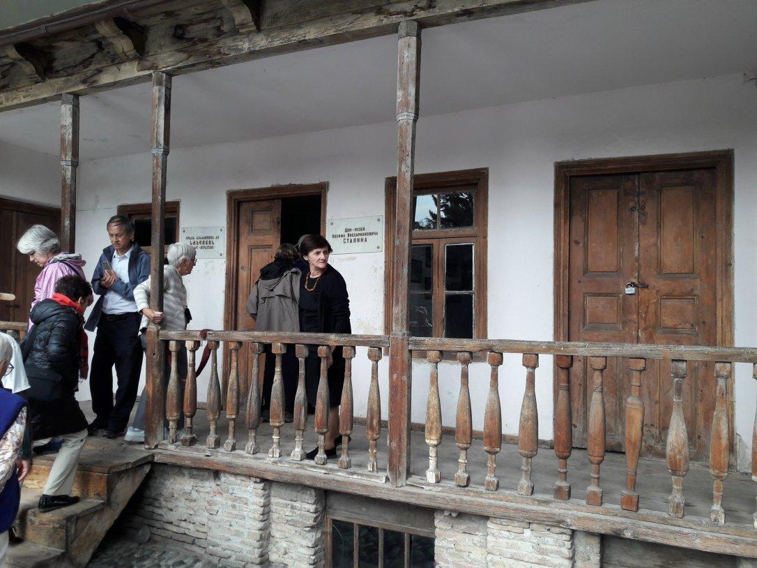 Stalin House Gori