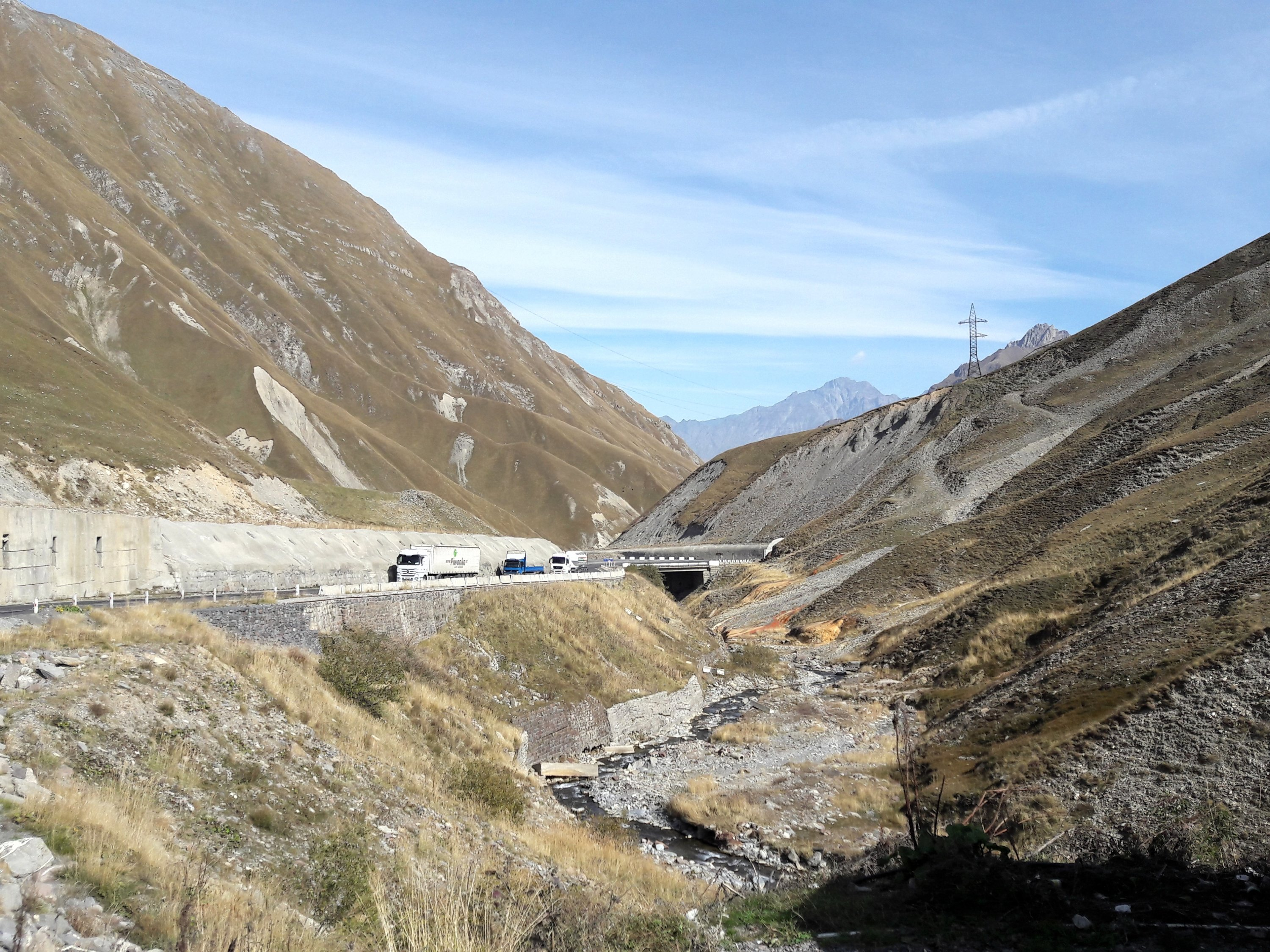 Jvari Pass Day Trips from Tbilisi