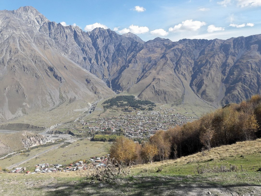 Stepantsminda day trips from Tbilisi