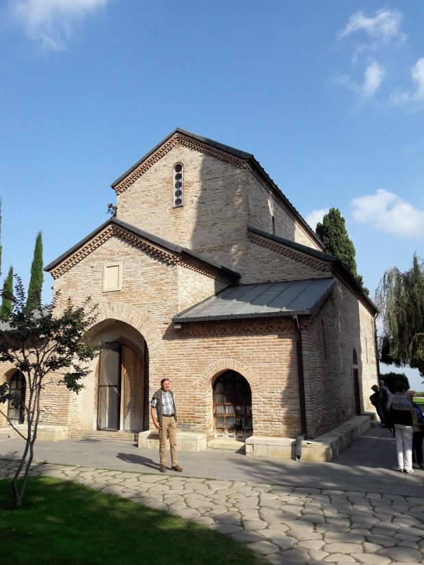 Bodbe Monastery day trips from Tbilisi