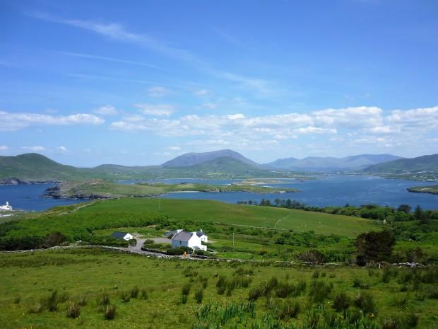 Île de Valentia voyage en Irlande