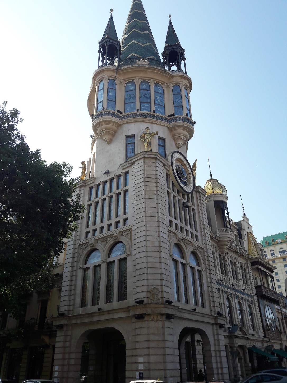 Batumi Astronomical Clock