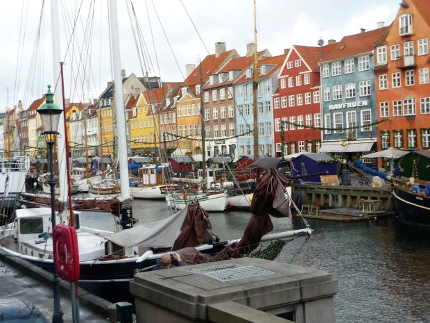 solo female travel destinations Nyhavn, Copenhagen
