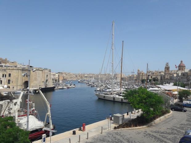 Vittoriosa Senglea Harbour