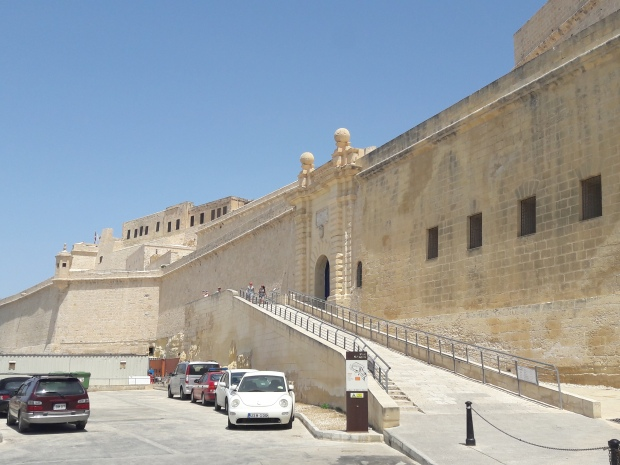 Fort St. Angelo Vittoriosa