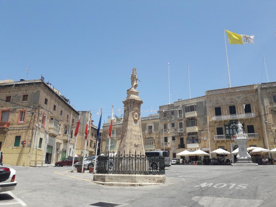 Victory Square Vittoriosa