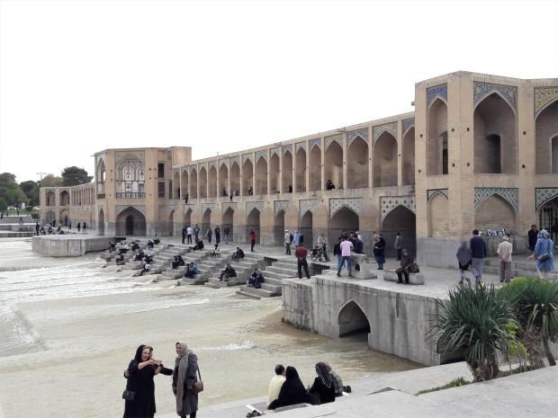 Pol-e Khaju Bridge Isfahan
