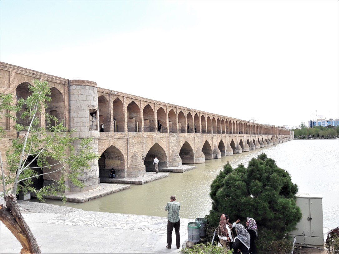 Si-o-Seh Pol Bridge Isfahan