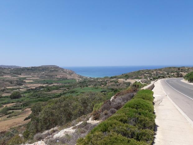 Ramla Bay hills Gozo