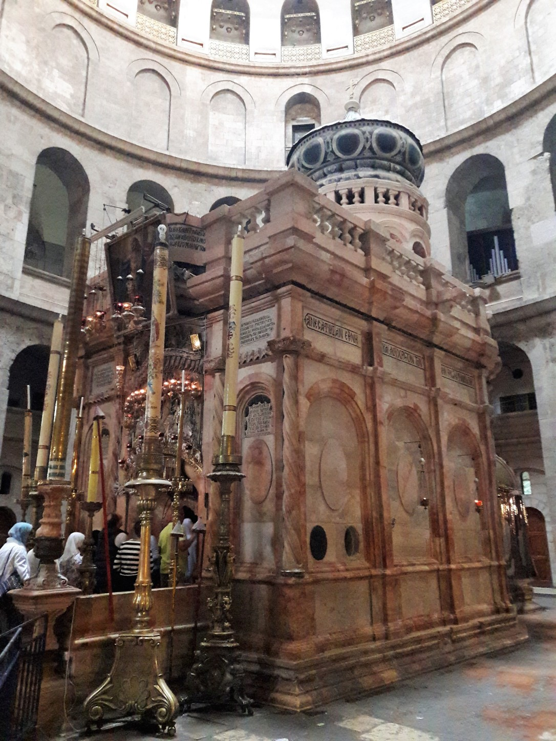 Church of the Holy Sepulchre Aedicule